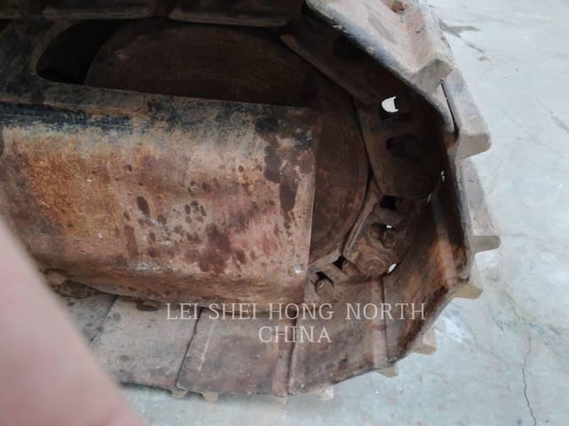 CATERPILLAR ESCAVATORI CINGOLATI 329D equipment  photo 9