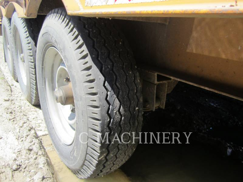 MISCELLANEOUS MFGRS TRAILERS TR01820 equipment  photo 4