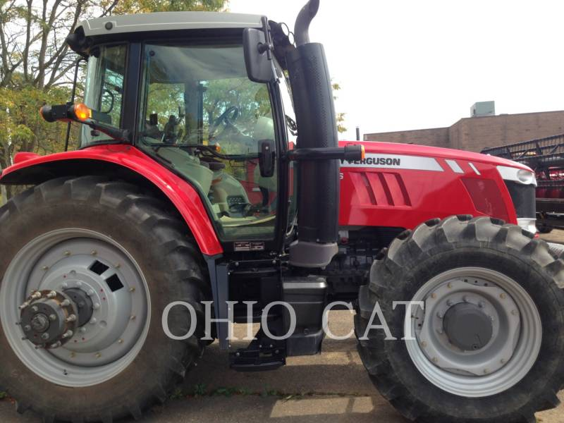 AGCO-MASSEY FERGUSON TRACTEURS AGRICOLES MF6616 equipment  photo 6