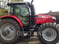 AGCO-MASSEY FERGUSON AG TRACTORS MF6616 equipment  photo 6