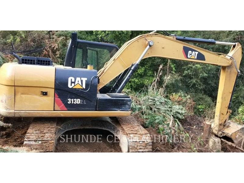 CATERPILLAR PELLES SUR CHAINES 313D2L equipment  photo 1