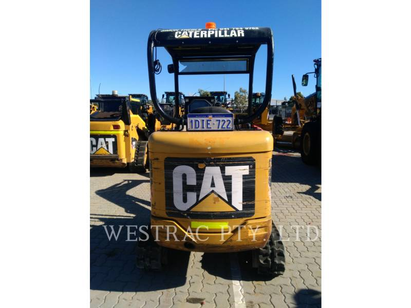 CATERPILLAR EXCAVADORAS DE CADENAS 301.8C equipment  photo 6