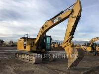 CATERPILLAR TRACK EXCAVATORS 320F L equipment  photo 1