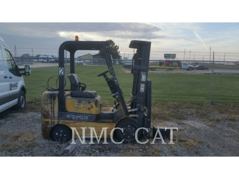 CATERPILLAR LIFT TRUCKS FORKLIFTS GC25K_MC equipment  photo 2