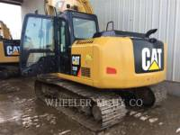 CATERPILLAR TRACK EXCAVATORS 313F GC CF equipment  photo 1