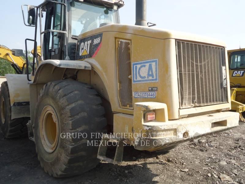 Caterpillar ÎNCĂRCĂTOARE PE ROŢI/PORTSCULE INTEGRATE 966 H equipment  photo 6