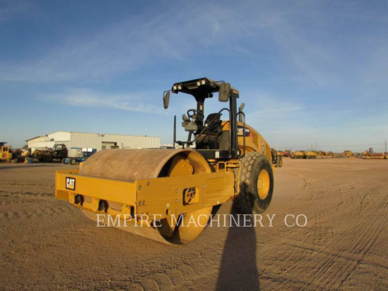 Caterpillar SUPORT TAMBUR SIMPLU PENTRU ASFALT CS54B equipment  photo 4