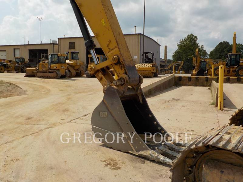 CATERPILLAR TRACK EXCAVATORS 336F equipment  photo 20