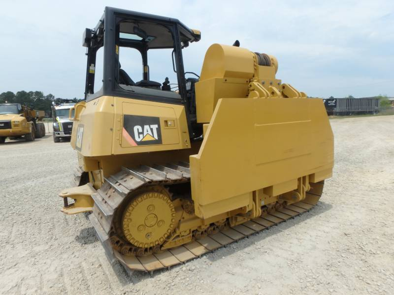 Caterpillar UTILAJE DE INSTALAT CONDUCTE PL61 equipment  photo 4