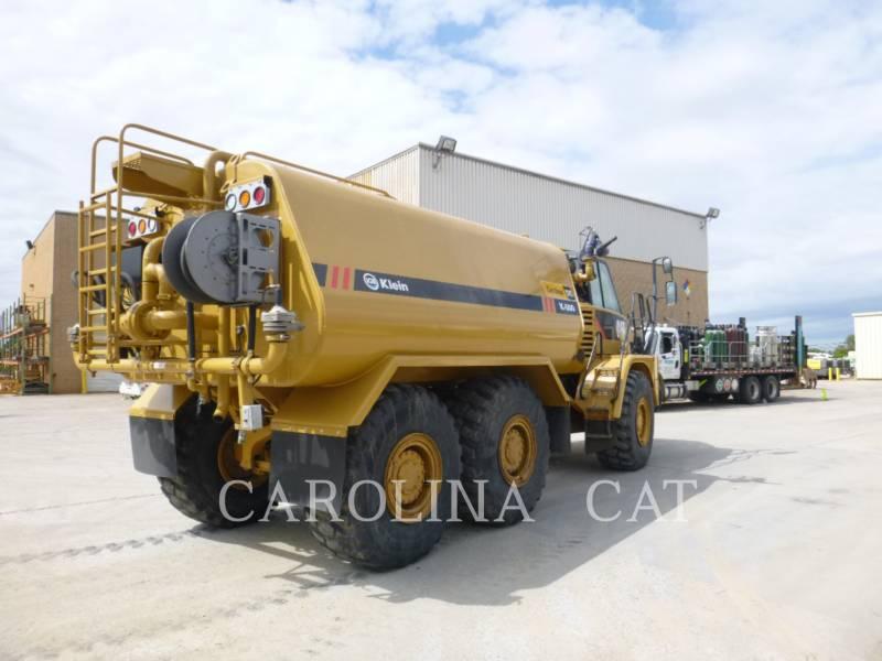 CATERPILLAR ARTICULATED TRUCKS 725 equipment  photo 3