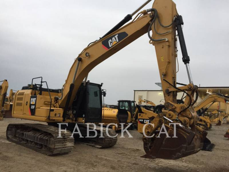 Caterpillar EXCAVATOARE PE ŞENILE 323F HT equipment  photo 1