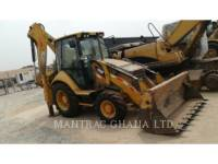 Equipment photo CATERPILLAR 428 F CHARGEUSES-PELLETEUSES 1