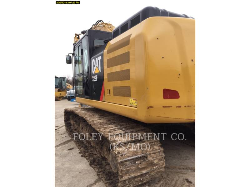CATERPILLAR トラック油圧ショベル 329FL10 equipment  photo 3