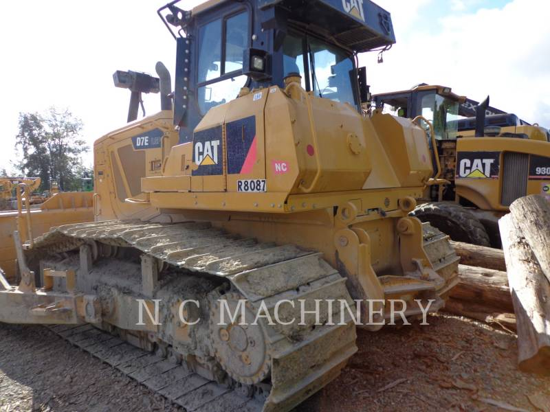 CATERPILLAR TRACTEURS SUR CHAINES D7E LGP equipment  photo 3