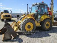 Equipment photo NEW HOLLAND LTD. B115 4PS BACKHOE LOADERS 1