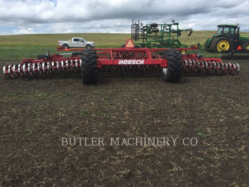 HORSCH ANDERSON CHARRUE JKR RT330 equipment  photo 6