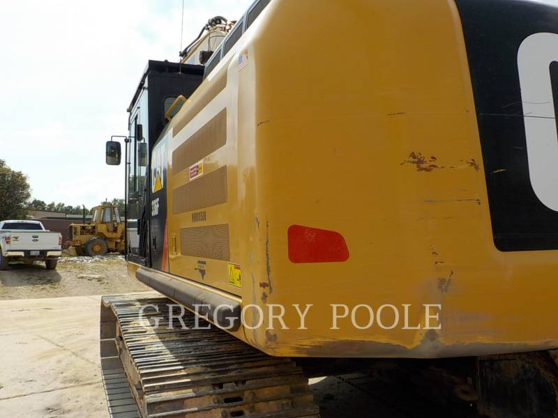 CATERPILLAR TRACK EXCAVATORS 336F equipment  photo 9