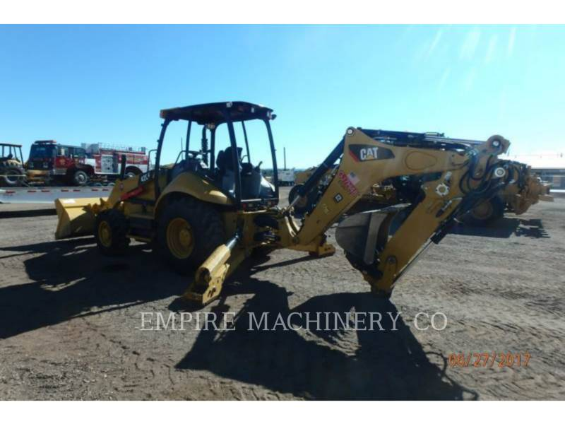 CATERPILLAR バックホーローダ 420F 4EO P equipment  photo 3