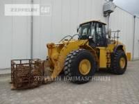 Equipment photo CATERPILLAR 980H ŁADOWARKI KOŁOWE/ZINTEGROWANE NOŚNIKI NARZĘDZI 1