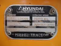 HYUNDAI CONSTRUCTION EQUIPMENT WHEEL LOADERS/INTEGRATED TOOLCARRIERS HL770-9 equipment  photo 2