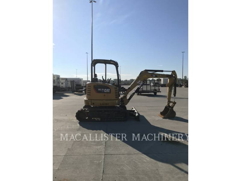 CATERPILLAR トラック油圧ショベル 302.7DCR equipment  photo 6
