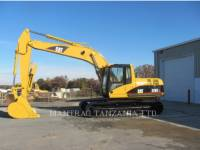 Equipment photo CATERPILLAR 320 C L TRACK EXCAVATORS 1