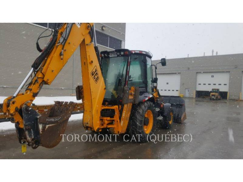JCB CHARGEUSES-PELLETEUSES 3CX15 equipment  photo 4
