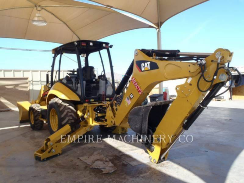 CATERPILLAR 挖掘装载机 420FST equipment  photo 3