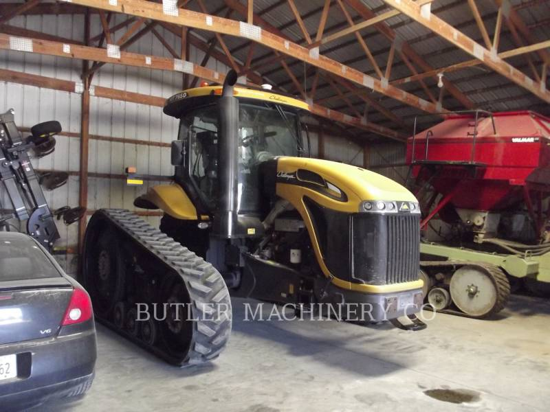 AGCO-CHALLENGER TRACTEURS AGRICOLES MT765D equipment  photo 3