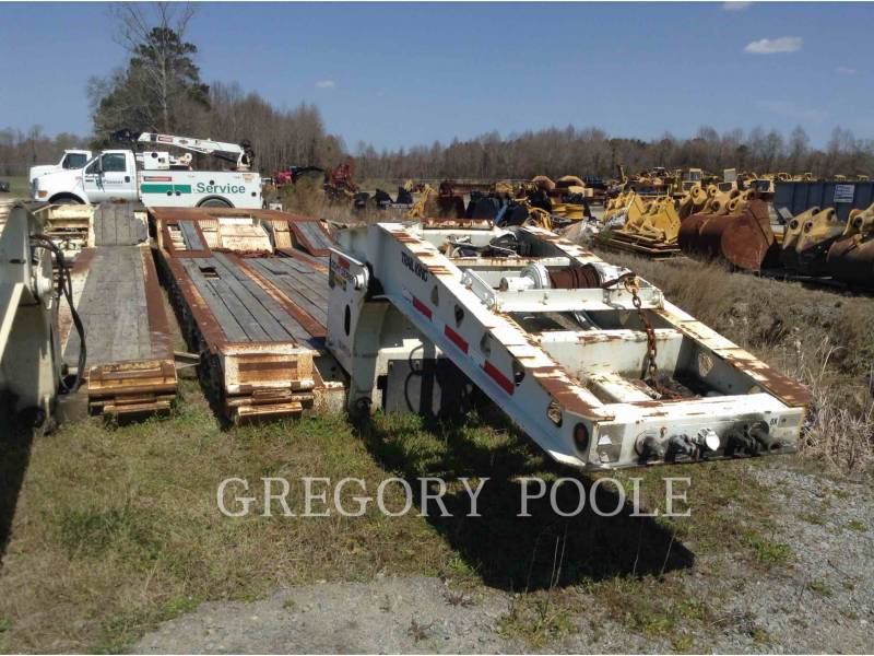 TRAILKING TRAILERS TK70DGHT equipment  photo 1