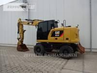 CATERPILLAR EXCAVADORAS DE RUEDAS M314F equipment  photo 6