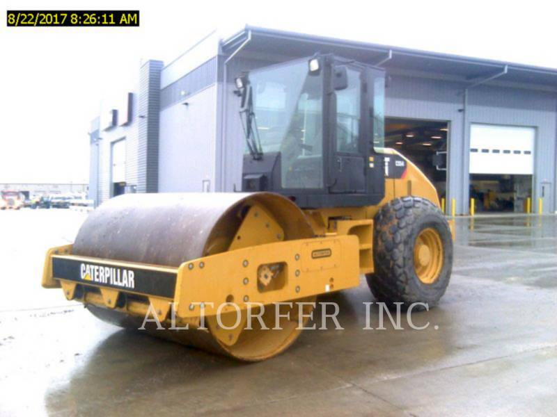 CATERPILLAR COMPACTADORES DE SUELOS CS54 equipment  photo 4
