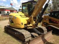 Equipment photo CATERPILLAR 308D CR TRACK EXCAVATORS 1