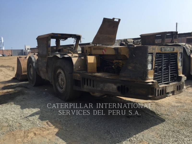 CATERPILLAR UNTERTAGEBERGBAULADER R1300G equipment  photo 3