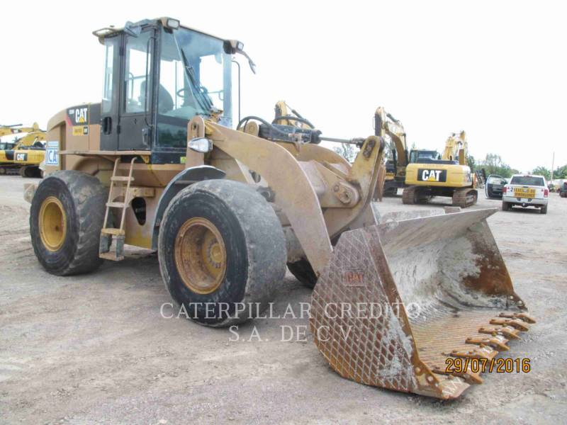 CATERPILLAR WHEEL LOADERS/INTEGRATED TOOLCARRIERS 928HZ equipment  photo 6