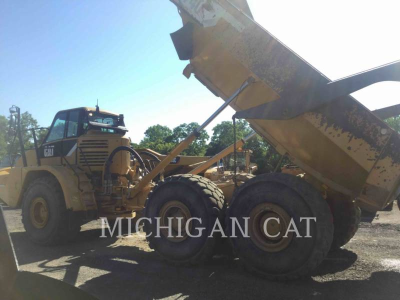 Caterpillar CAMIOANE ARTICULATE 740 T equipment  photo 6
