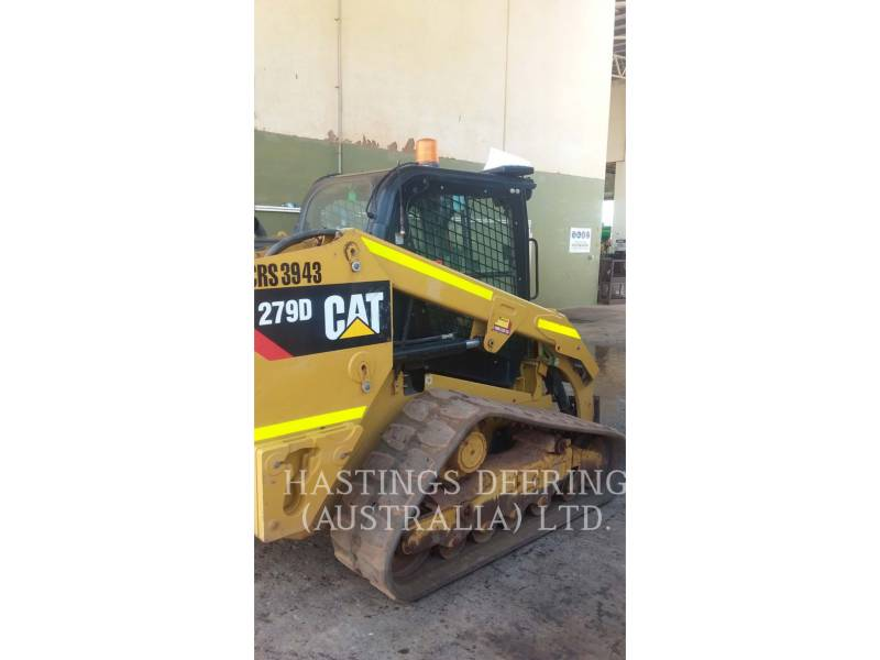Caterpillar ÎNCĂRCĂTOARE PENTRU TEREN ACCIDENTAT 279D C2 equipment  photo 5