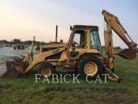 CATERPILLAR BACKHOE LOADERS 426 equipment  photo 1