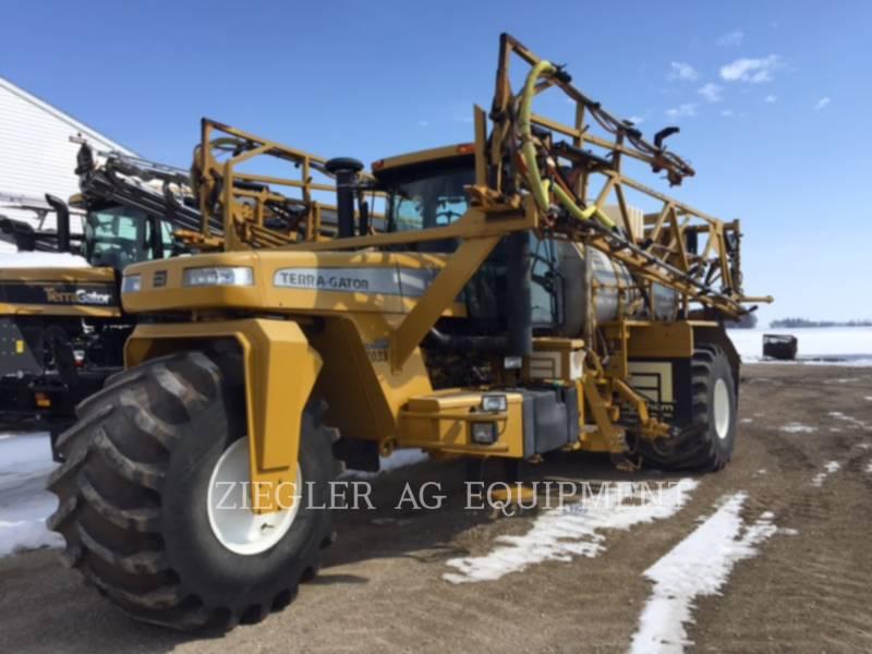 AG-CHEM FLOATERS TERRA-GATOR 8103 equipment  photo 1