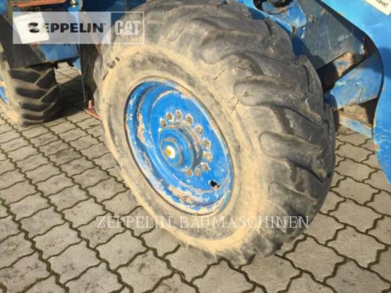 HANOMAG (KOMATSU) ŁADOWARKI KOŁOWE/ZINTEGROWANE NOŚNIKI NARZĘDZI 22C equipment  photo 16