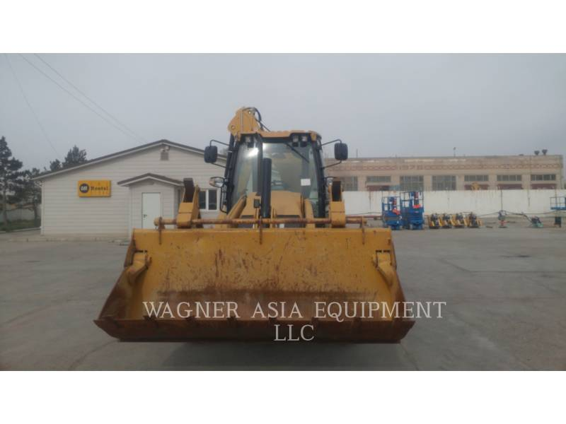 CATERPILLAR CHARGEUSES-PELLETEUSES 422F equipment  photo 2