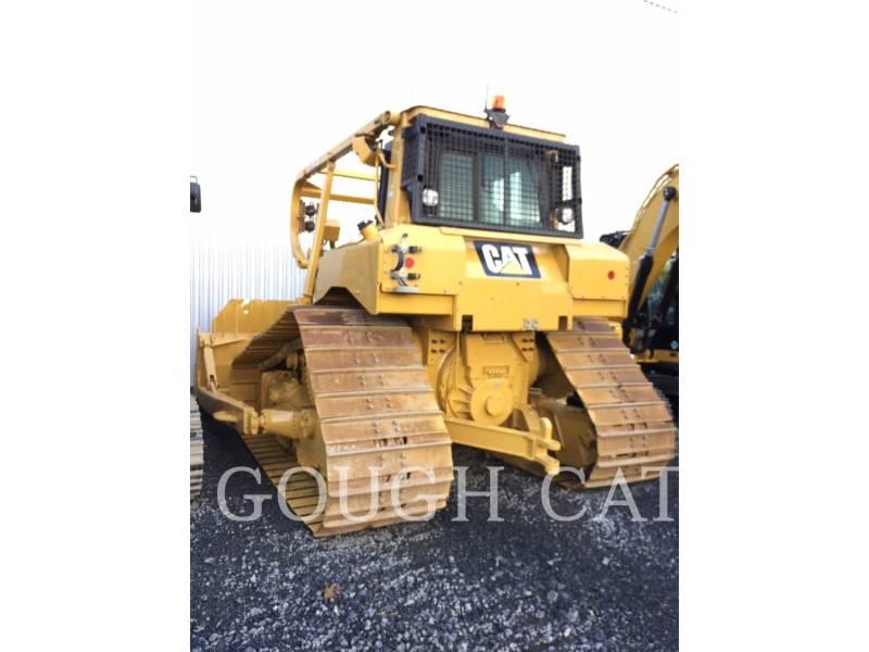 CATERPILLAR TRACTORES DE CADENAS D6TLGP equipment  photo 3