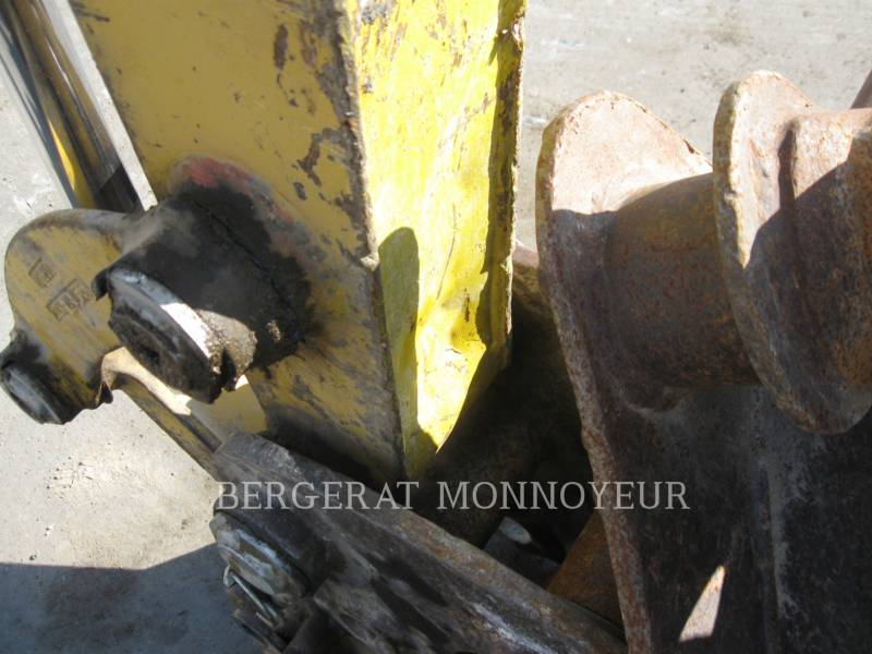 KOMATSU KETTEN-HYDRAULIKBAGGER PC50MR.2 equipment  photo 4