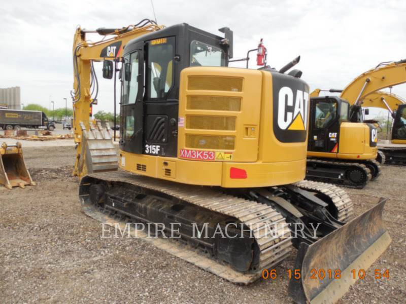 CATERPILLAR トラック油圧ショベル 315FLCR equipment  photo 3