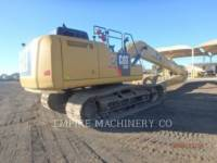 CATERPILLAR EXCAVADORAS DE CADENAS 336FL LR equipment  photo 2
