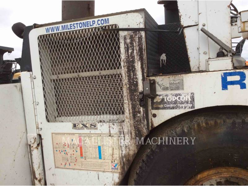 ROADTEC ASPHALT PAVERS RP150 equipment  photo 7