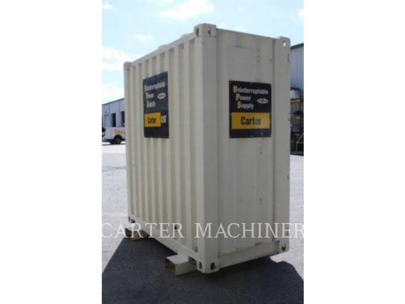 CATERPILLAR システム・コンポーネント UPS 300KVA equipment  photo 4