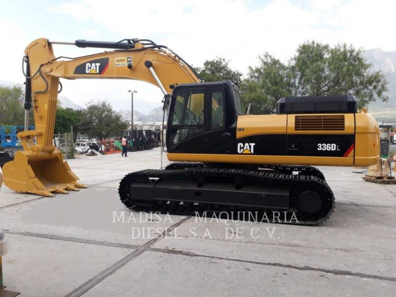 CATERPILLAR ESCAVADEIRAS 336DL equipment  photo 8