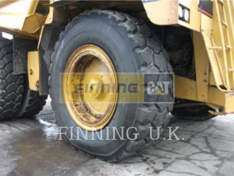 CATERPILLAR OFF HIGHWAY TRUCKS 777D equipment  photo 7