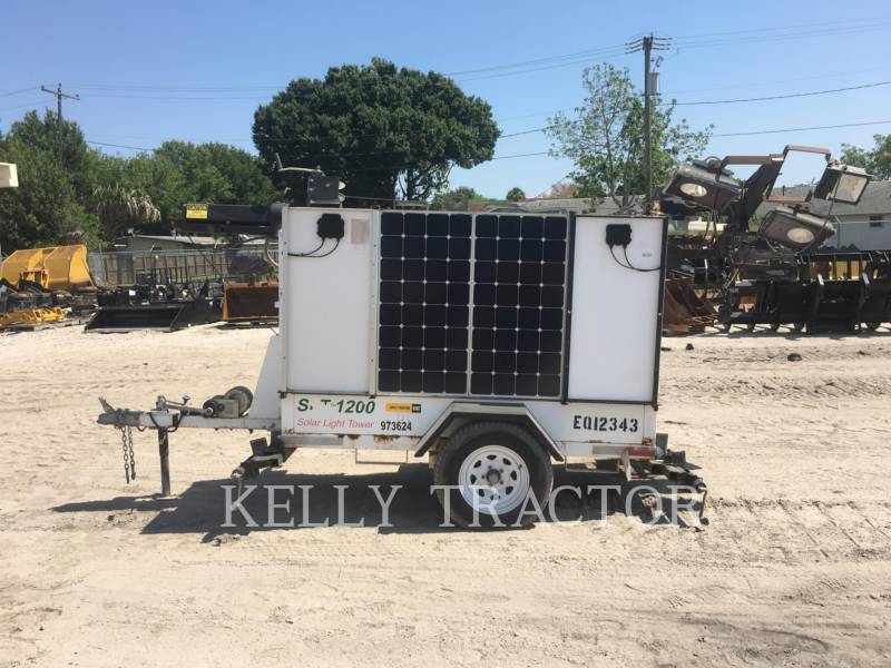 PROGRESS SOLAR SOLUTIONS LIGHT TOWER SLT1200-PSS equipment  photo 2